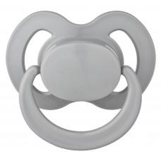 Dudlík tvarovaný silikon s kroužkem velikost 2   6-18m   20016