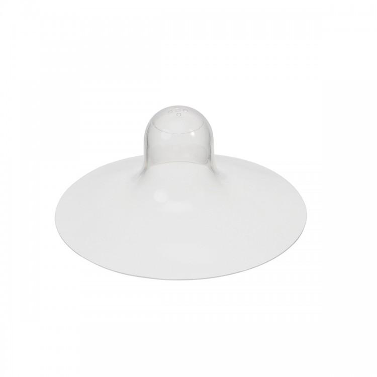 Silikonový prsní klobouček 1ks